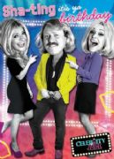 Keith Lemon Celebrity Juice Sha-ting Birthday Card